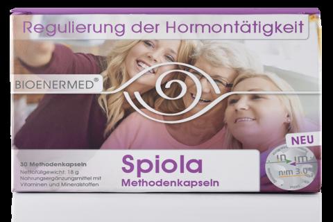 Bioenermed® Spiola (für die Frau)